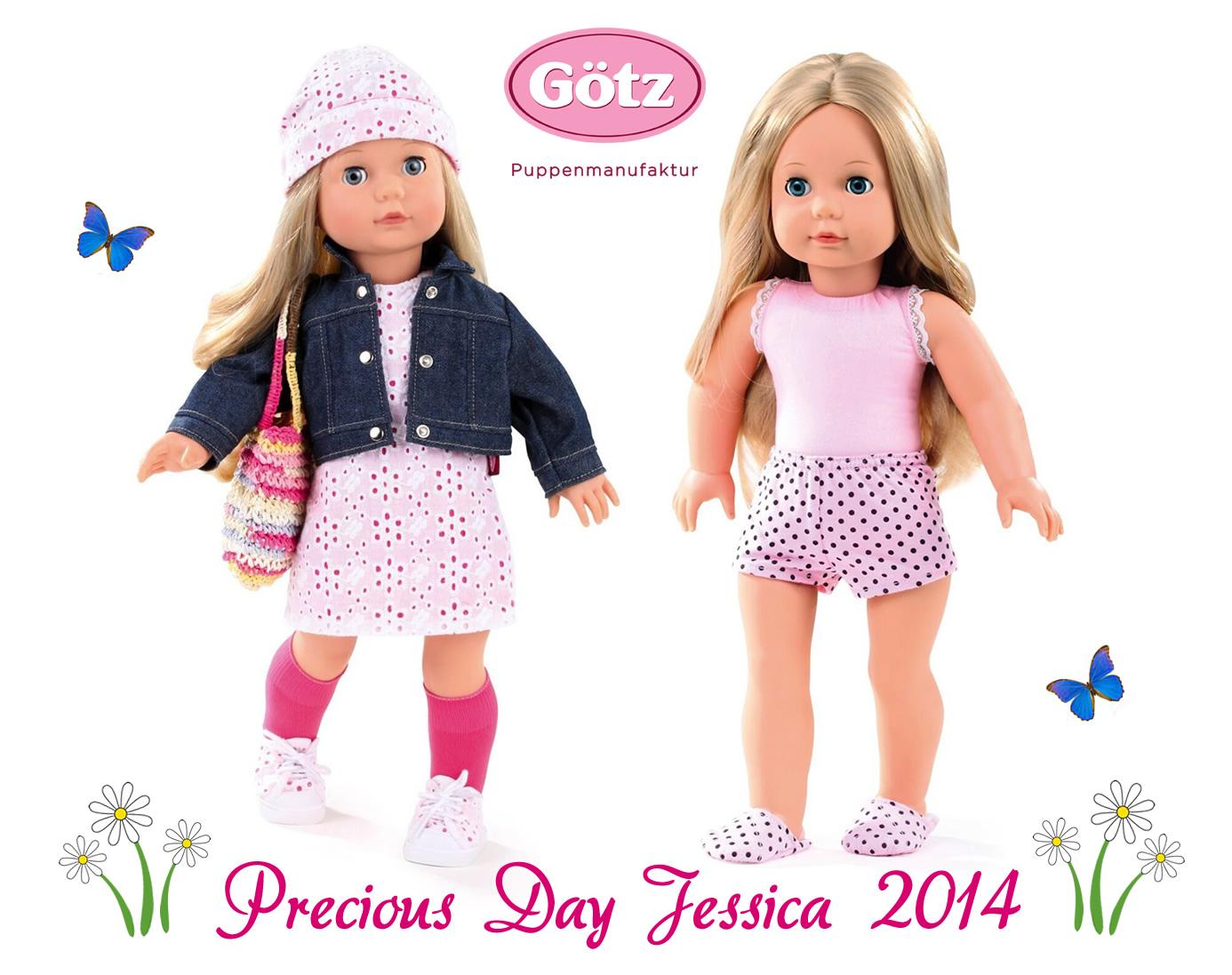 precious day jessica 2014
