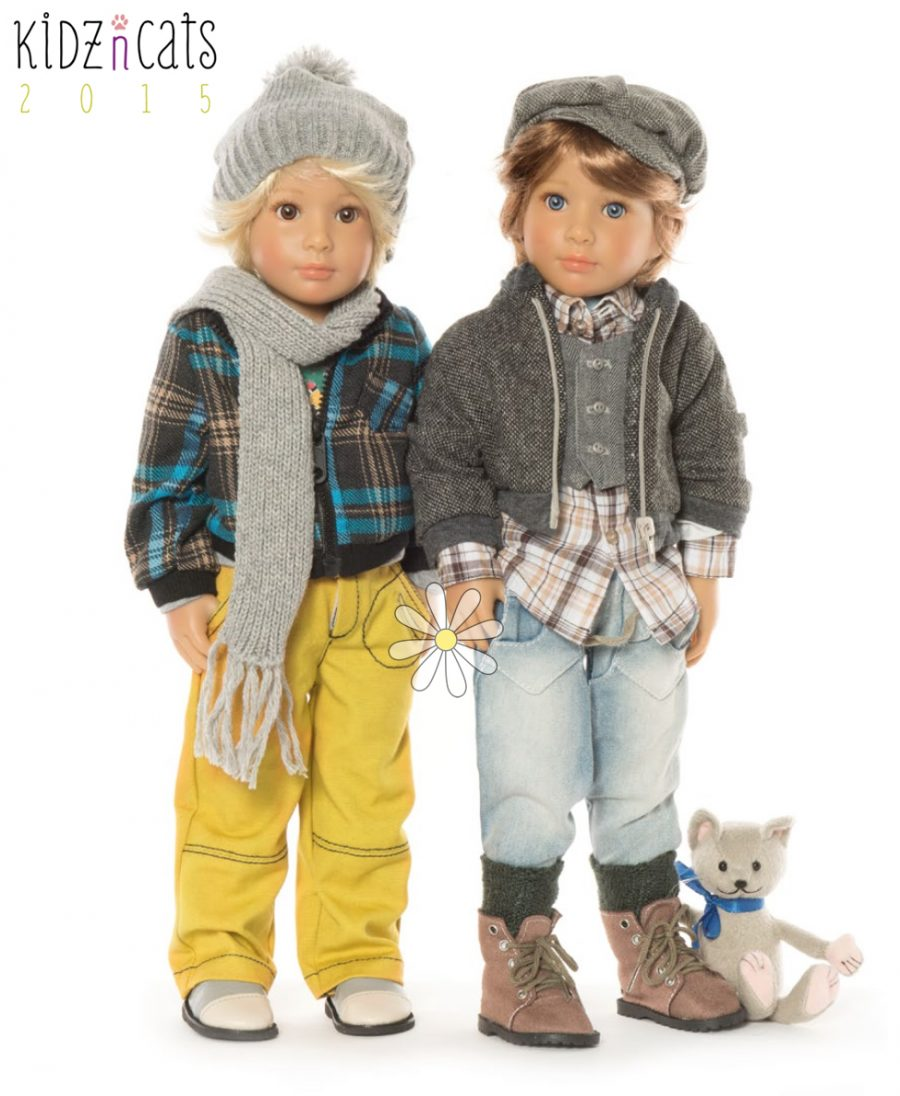 kidz n cats boys jakob and alister
