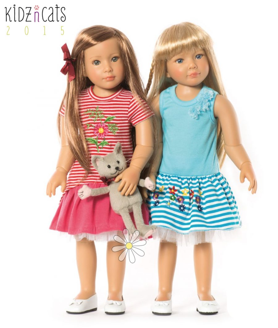 kidz n cats dolls marina and rosie