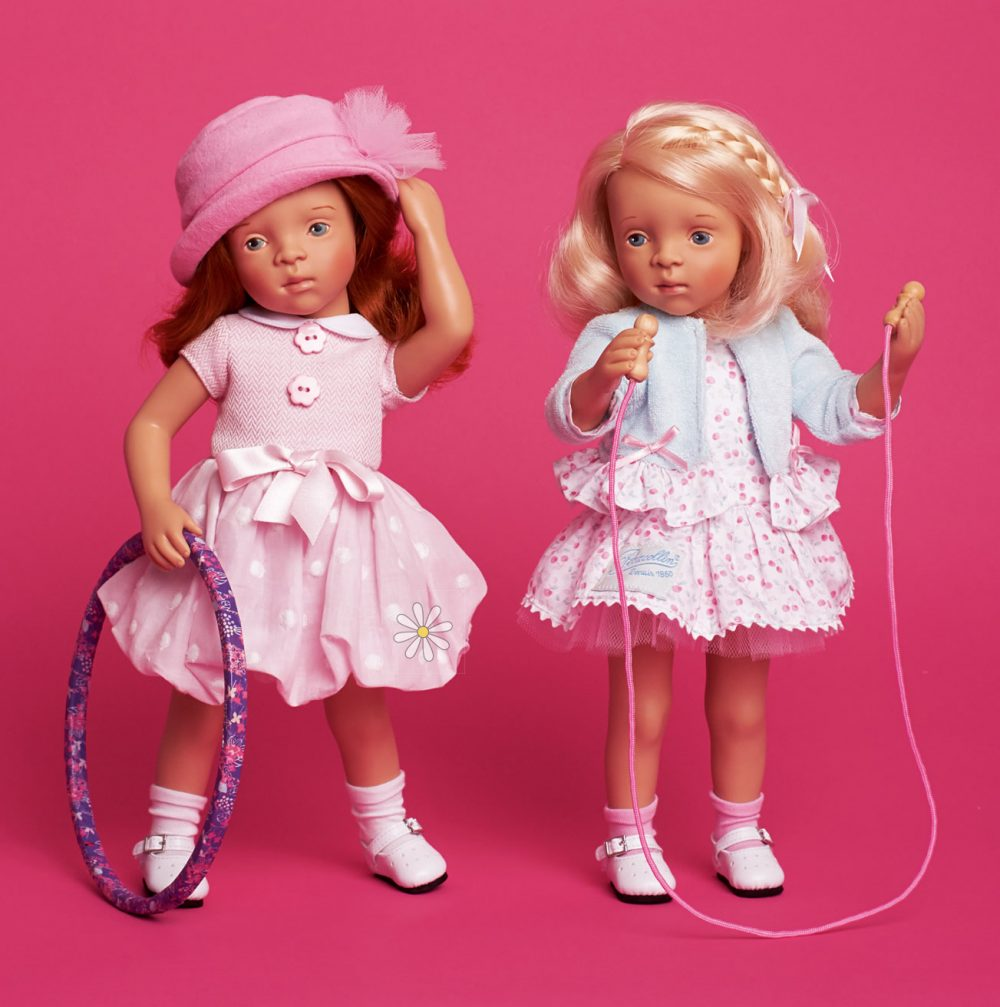 Minouche dolls