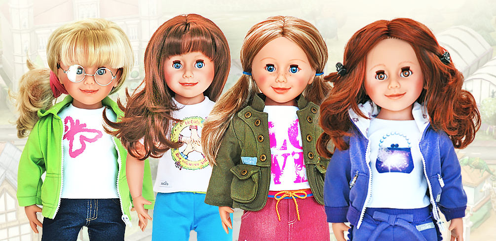 we girls dolls