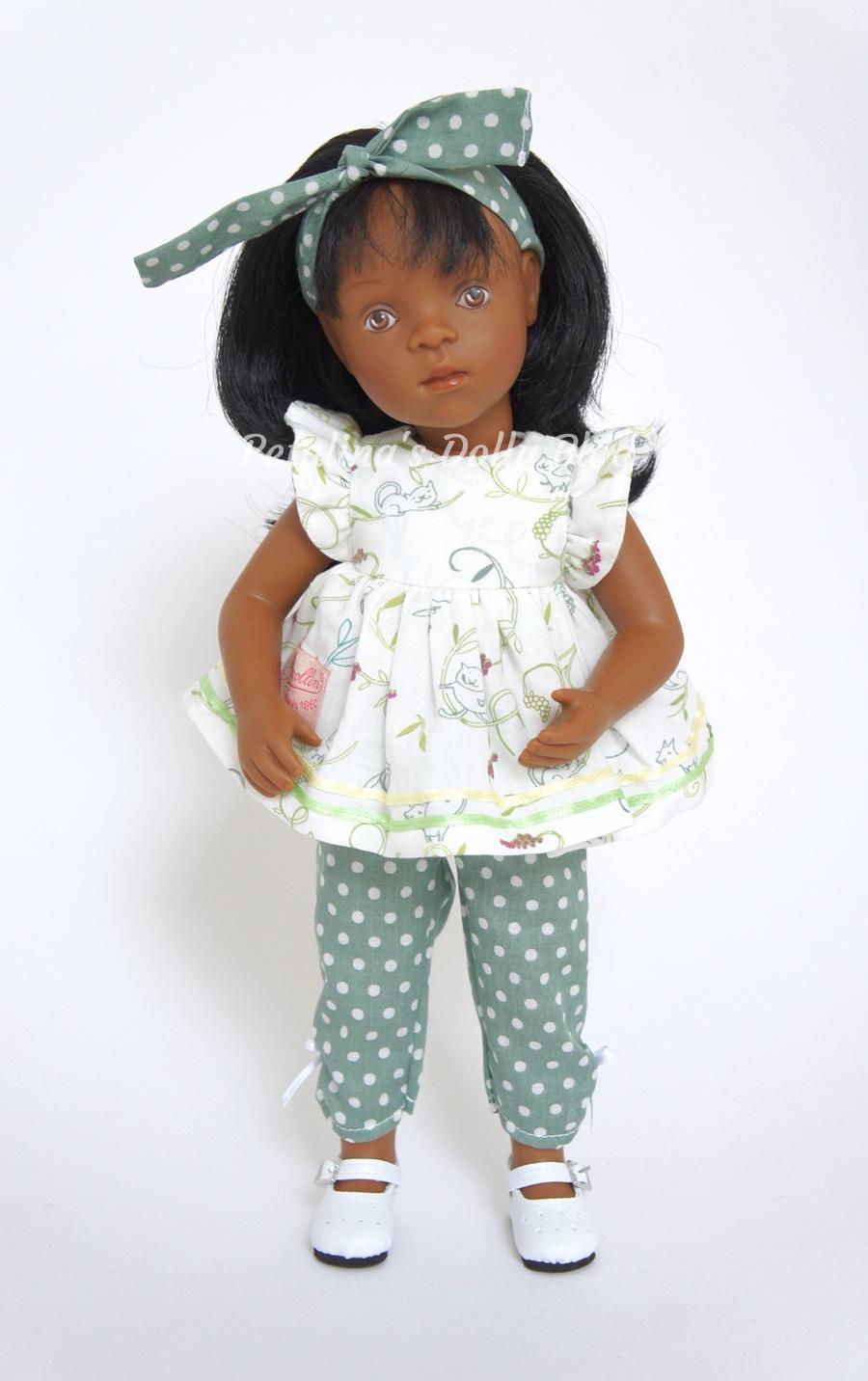 Sylvia Natterer Minouche doll