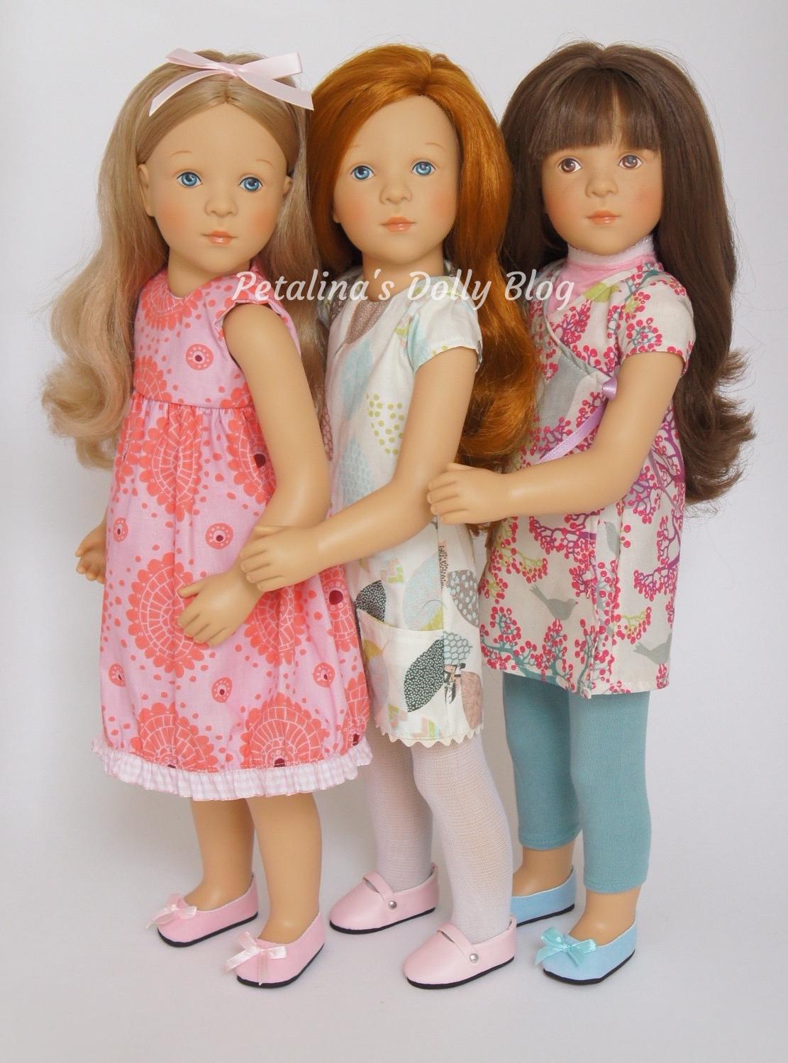 Sylvia Natterer Finouche dolls