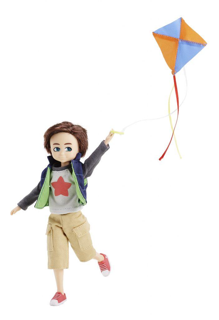 Finn Kite Flyer