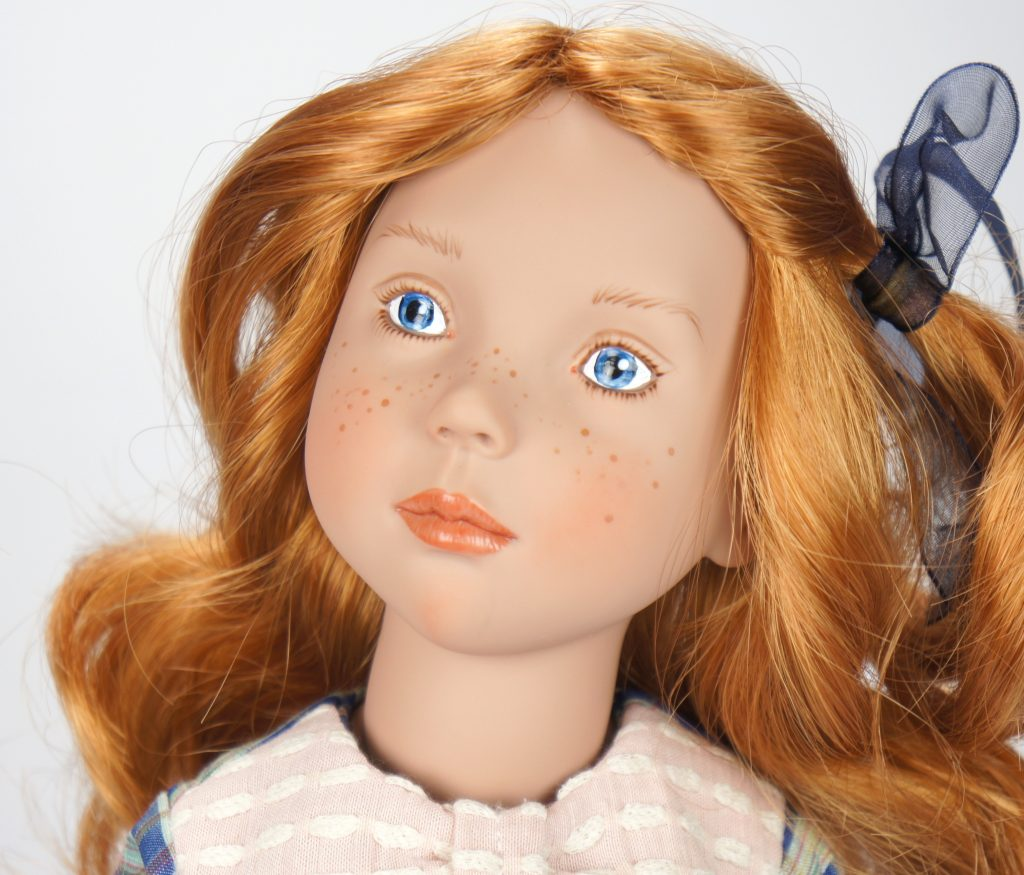 Zwergnase Junior doll Azalea
