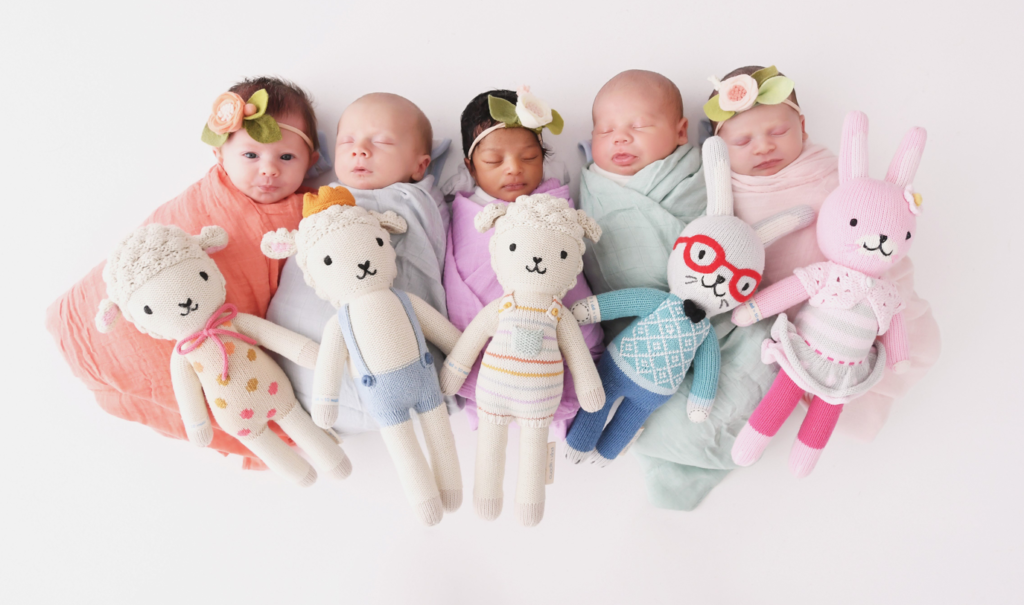 Cuddle Kind Dolls Feed Hungry Children 183 Petalina The
