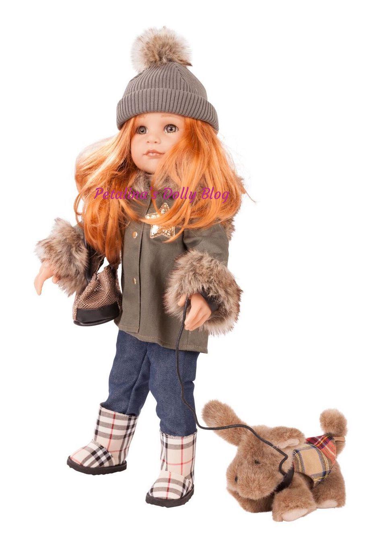 Gotz Hannah Dolls