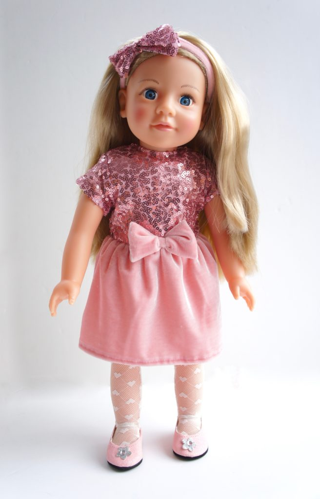 John Lewis Sophie Doll
