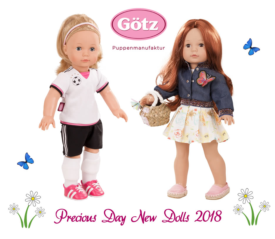 new precious day dolls 2018