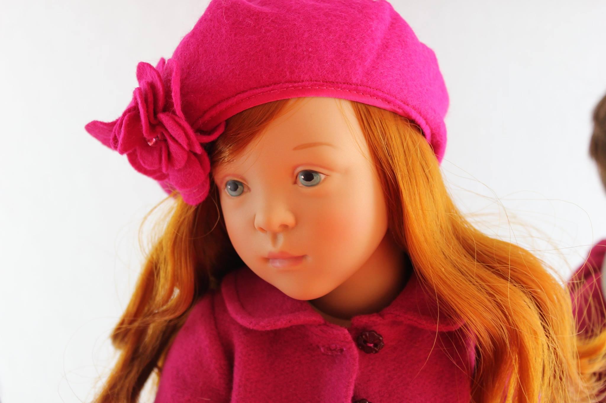 A Finouche doll
