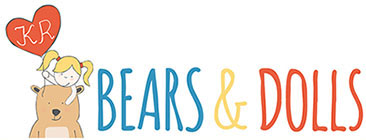kr bears and dolls