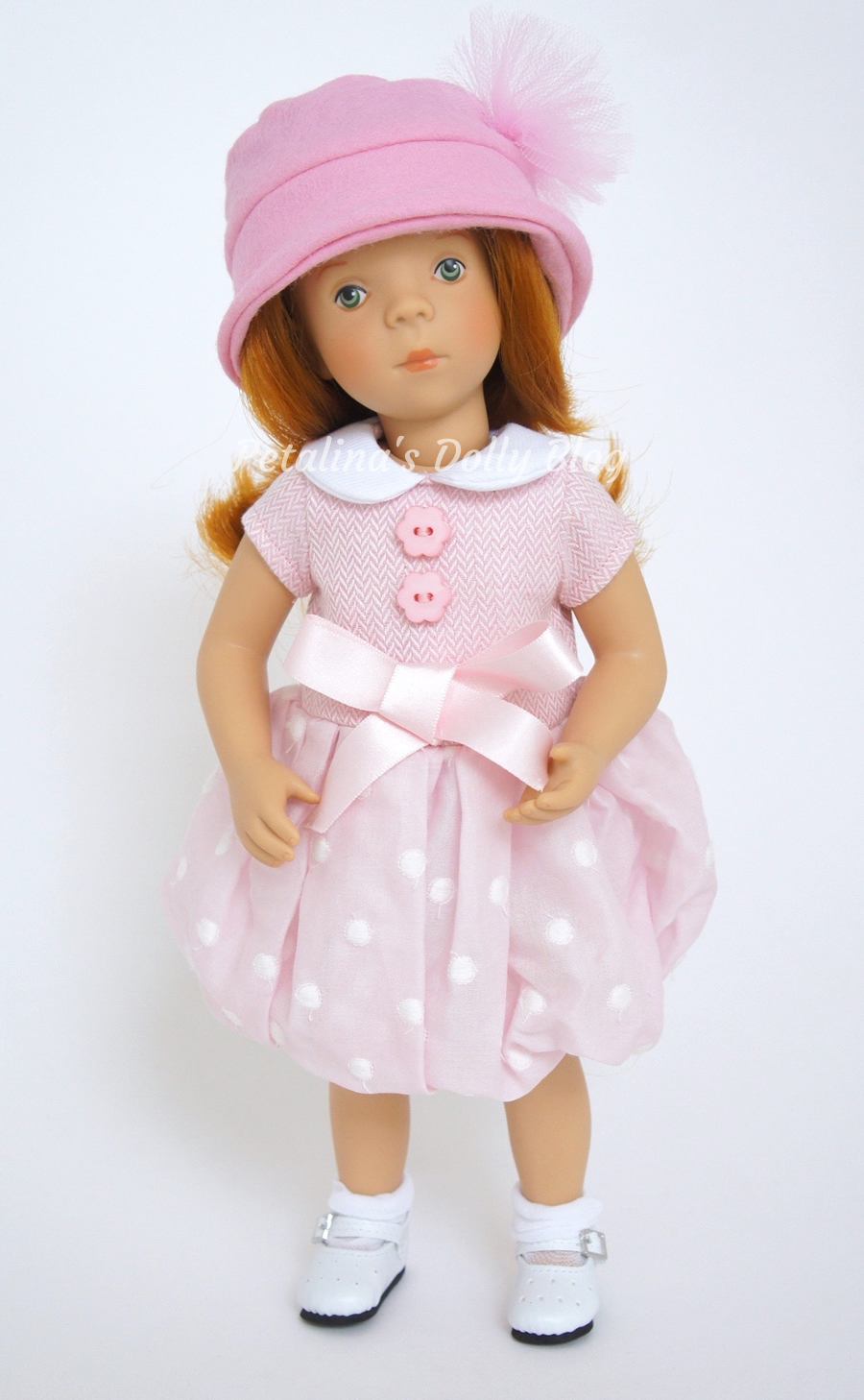 Petitcollin dolls Minouche Natalie