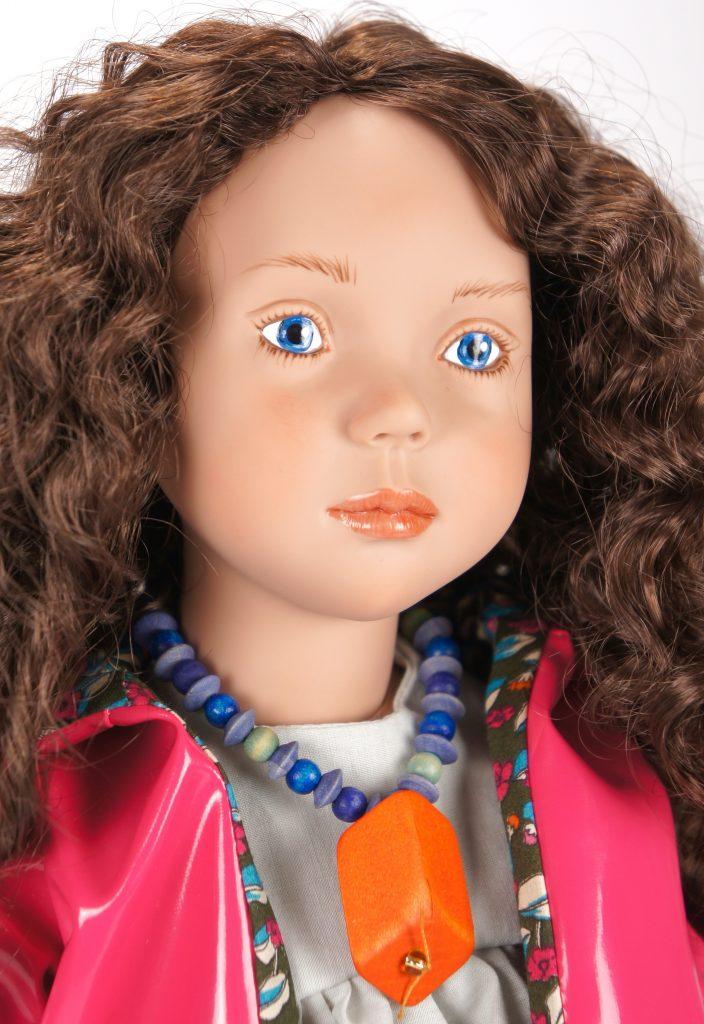 Zwergnase Violette blue eyes