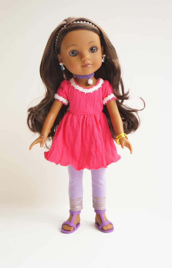 Hearts for Hearts Girls Nahji