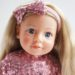 Sophie doll fabric body