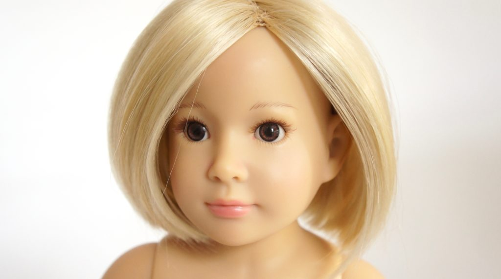 Grace preloved doll