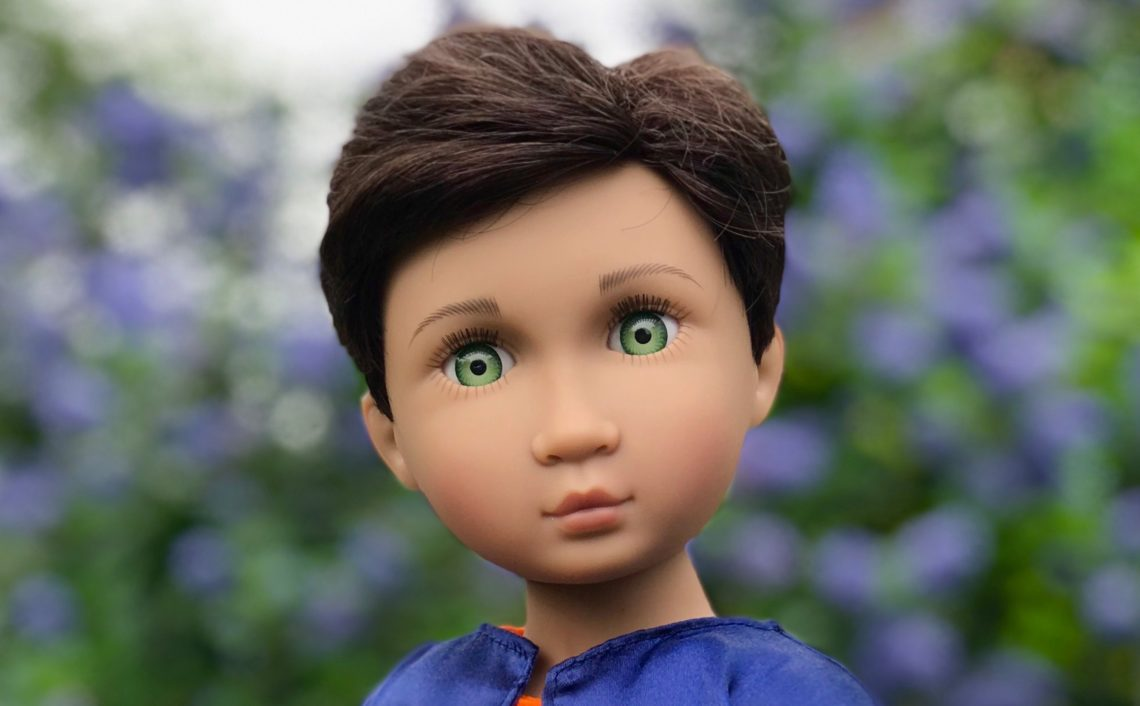 New! Max boy doll