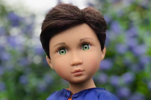 New! Max boy doll
