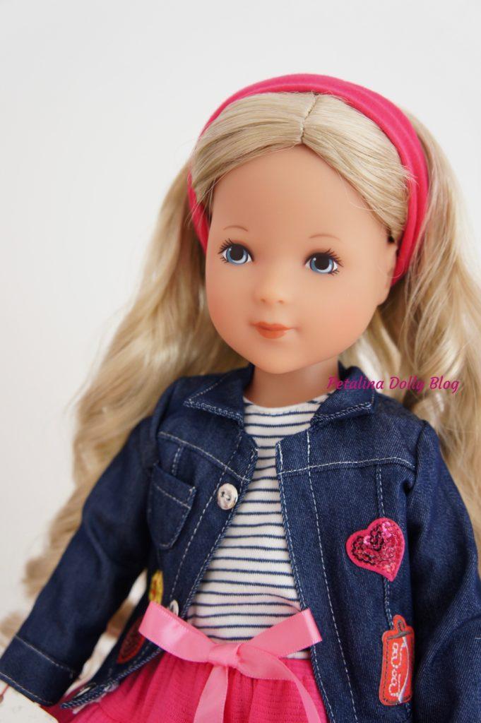 Close up La Bella Hazel face